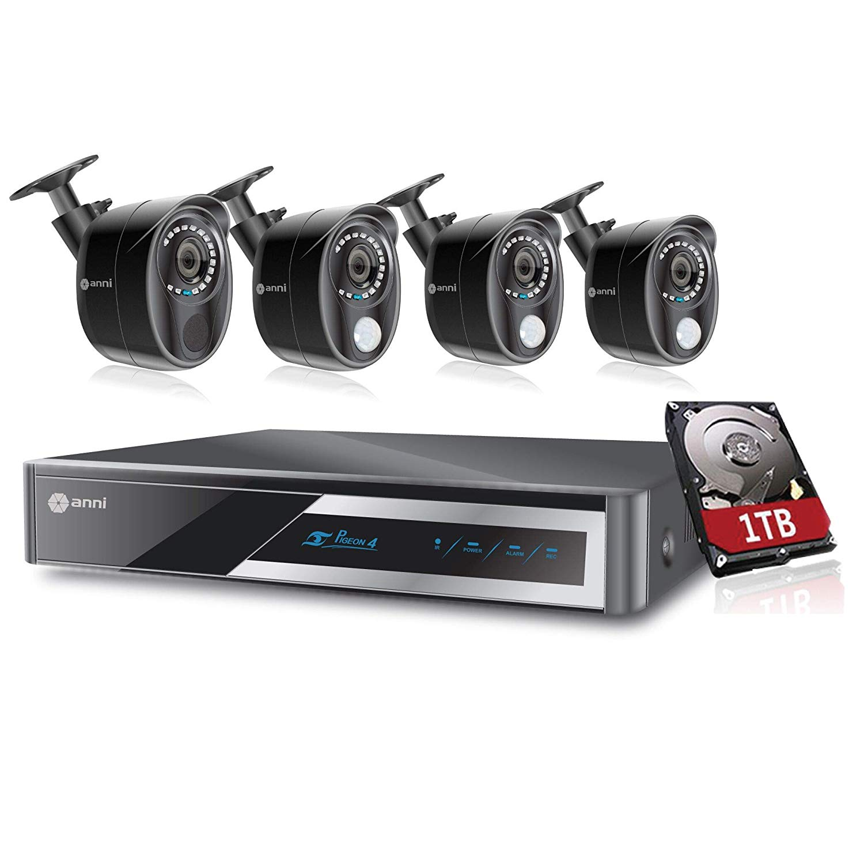 Buy 4 Channel Digital Video Recorder 1080N Hybrid 3-in-1