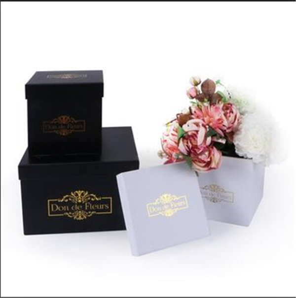 88ded14a2483 Customized Top Quality Paper Flower Box - Buy Fresh Flower Box ...