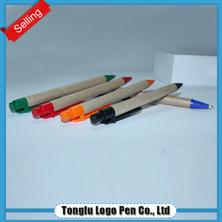 ballpoint manufacturer 6 message pen wood
