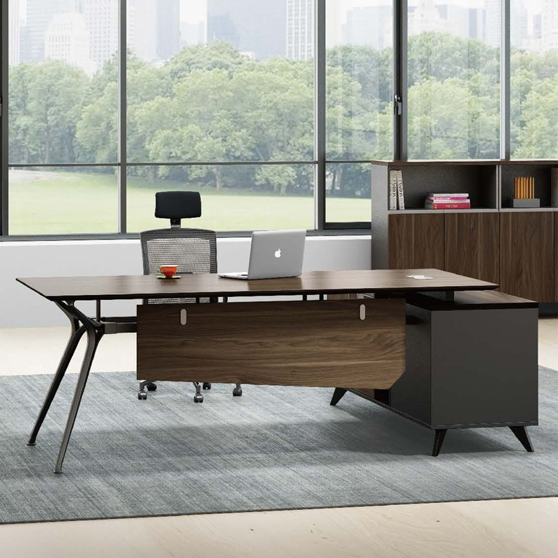 High Class Eco Friendly Law Office Furniture Simple Mdf