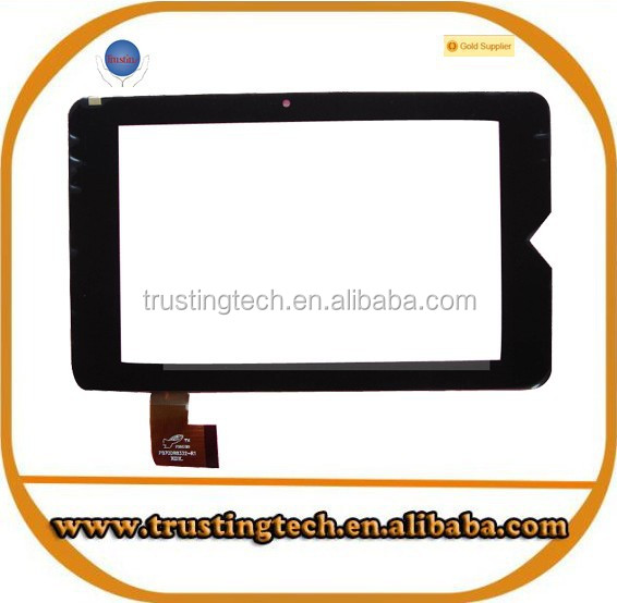 7 inch multi- capacitive touch screen external screen PINGBO PB70DR8332-R1 KDX