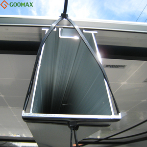 solar energy pv panel car roof racks solar carport mounting system