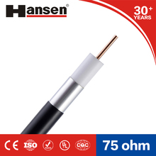 High Frequency Signal 3mm diameter 75 Ohms 1 roll 5c2v coaxial cable