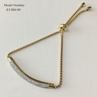wholesale adjustable stainless steel bracelet jewelry for women
