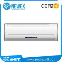 Good Quality High Wall Mounted Split Chilled Water Fan Coil Unit For Air Conditioning