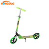 wholesale new adult stand up folding 200mm PU wheels scooter