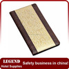 China manufacturer cheap menu covers for restaurants