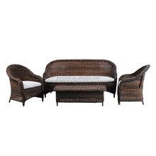 Outdoor synthetic rattan furniture outdoor cheap Garden rattan furniture outdoor