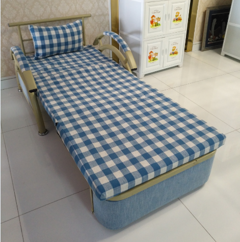 New Style Portable Double Folding Sofa Pull Down Bed Pull Out Bed
