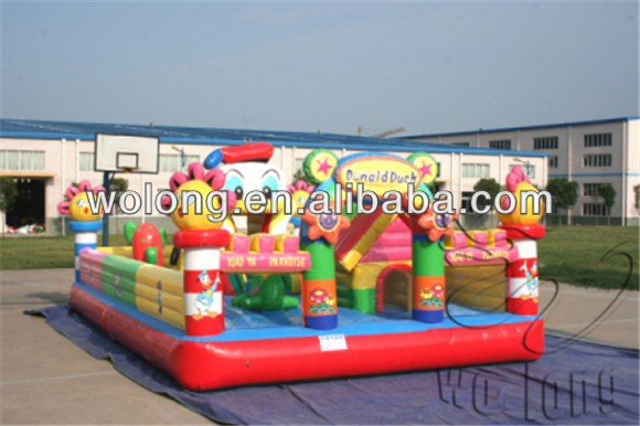 cartoon inflatable bounce, inflatable castle mickey mous