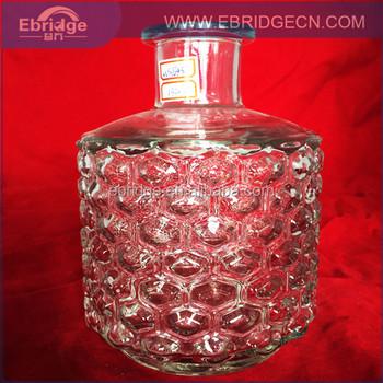 Medium Pineapple Shape Glass Vase Bottle Buy Unique Shaped Glass