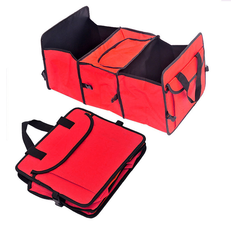 Best Price car trunk organizer with cooler bag