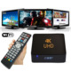 Best selling 4k uhd iptv receiver mag 250 internet homestrong set top box with real hd media player