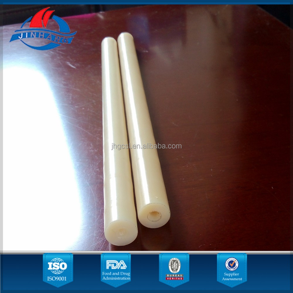 engineering plastics nylon rod with 100% new material made by China Jinhang Engineering Plastic Co.,Ltd