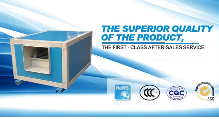 Industry Workshop Cabinet Type Smoke Exhaust Centrifugal Fan