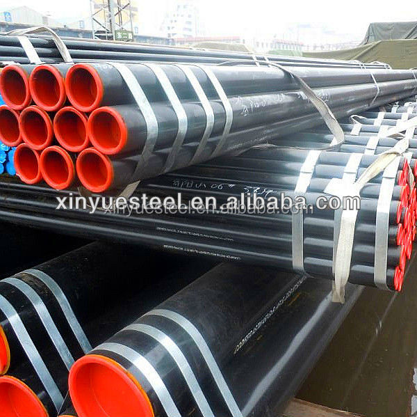 Tubo de acero sch40 seamless steel pipes for oil & gas field