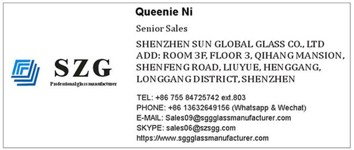 Top Quality chiaro di alluminio prezzo specchio 2mm 3mm 4mm 5mm 6mm