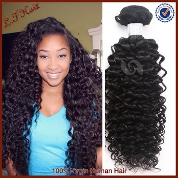 Fascination Natural Color Italian Curly Hair Extensions 7a Top 100 ...