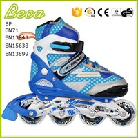 wholesale adjustable abec 5 carbon bearing 42 size boys roller skate