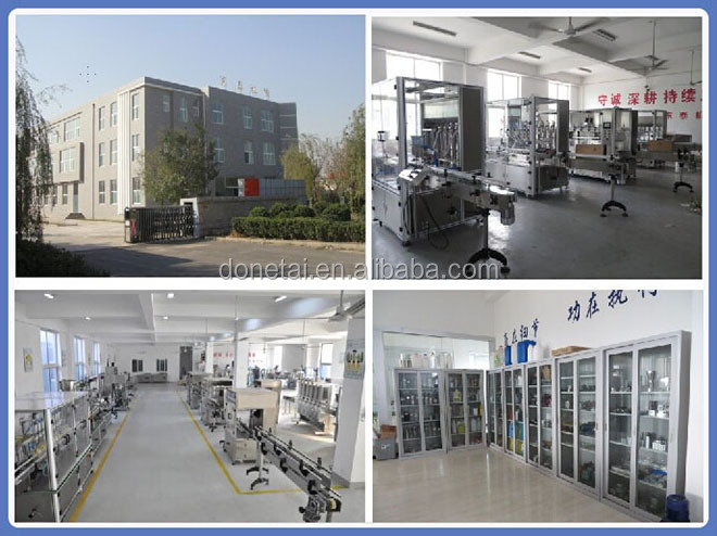 Jinan Dongtai Factory and Workshop