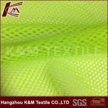 Mesh fabric 3d spacer mesh fabric knitted polyester mesh fabric