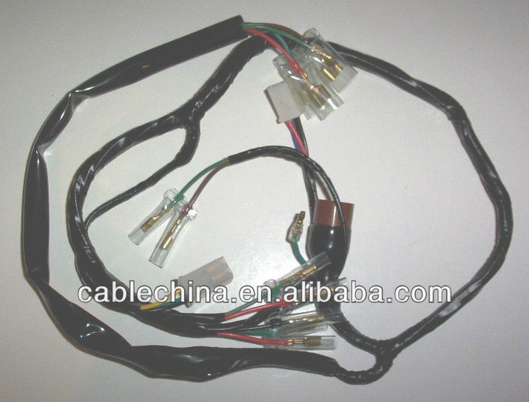 wiring harness for motorcycles wiring harness for honda city fog lights, wiring harness for honda Wire Terminal Crimpers at gsmx.co