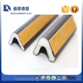 Copper strip door seal consider
