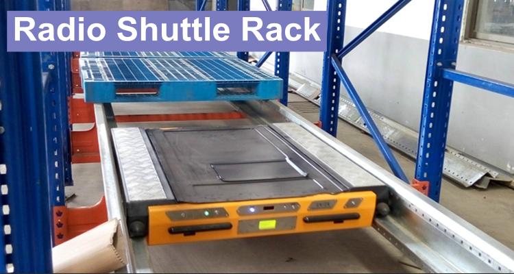 radio shuttle racking system pdf
