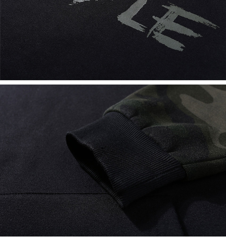 Brand High Quality Breathable Pullover Plain Hoodies Oversized