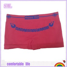 Durable mature ladies high seamless sexy boy short panty