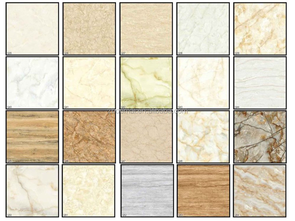 4d150 155 Glazed Polished Porcelain Flooring Tiles Kitchen Bathroom Design Prices 600x600 Buy