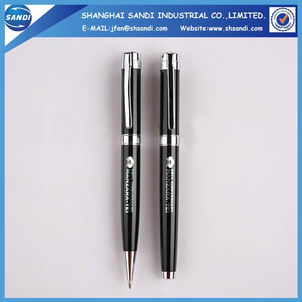 Custom LOGO printed promotional metal pen