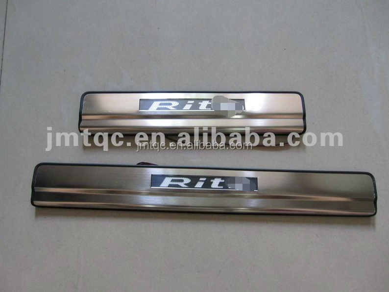 LED Door Sills for car,Door Sill Plate for RITZ