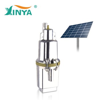 Electric dc solar vibration pump for drip irrigation