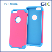 [GGIT] Mobile Phone Protector Case for iPhone 6 Silicone PC Cover