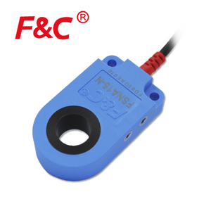 High-tech ttp223 touch detector ic transducer ultrasonic with ring shape