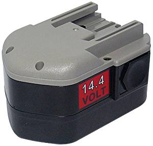 1700mAh,Ni-Cd, Power Tools Battery Replacement for MILWAUKEE 48-11-1000, 0511-21,48-11-1014, 48-11-1024