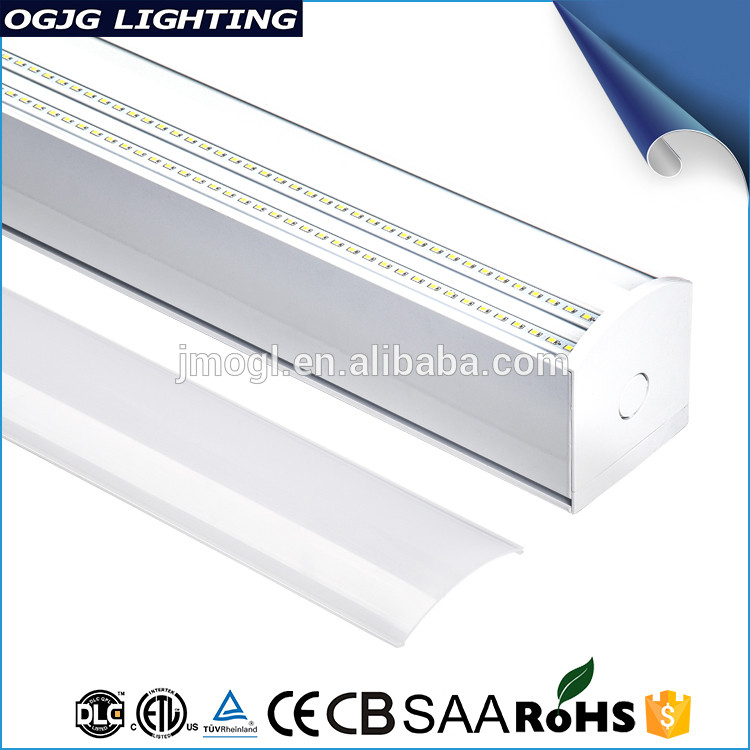 Replaceable Strip Design Lighting Fixture Classroom 8Ft Suspended Pendant Commercial Led Linear Light