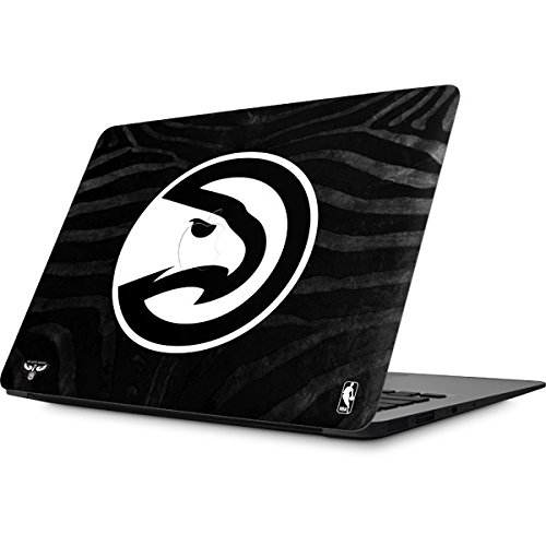 NBA Atlanta Hawks MacBook Air 13.3 (2010/2013) Skin - Atlanta Hawks Black Animal Print Vinyl Decal Skin For Your MacBook Air 13.3 (2010/2013)