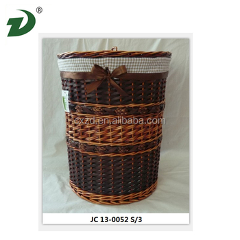 2014 Home Decorative Large Wicker Baskets Wholesale Buy