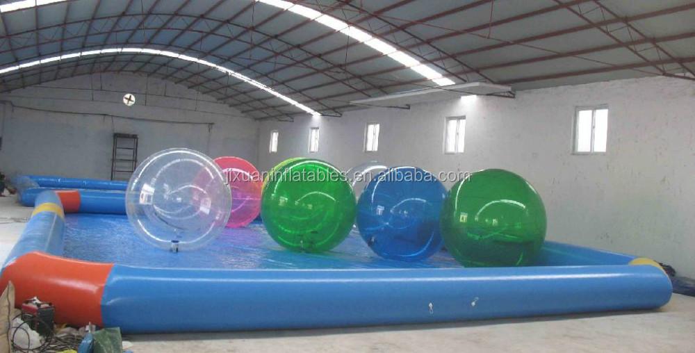 grande piscine en plastique gonflable piscine jouets installations de loisirs aquatiques id de. Black Bedroom Furniture Sets. Home Design Ideas