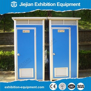 Sale Outdoor Luxury Used Portable Toilets for Construction Site