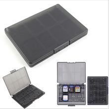 2016 NEW 18 in 1  Hard Plastic Game Memory Cards Storage Protective Box Case Holder for PS Vita PSV 1000/2000