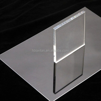 Wholesale quality Clear transparent PMMA acrylic sheet with good price