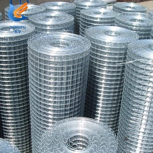 Galvanized or PVC Coated Welded Wire Mesh Hot Sale