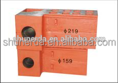 Factory supply piping Tee Moulds/Dies