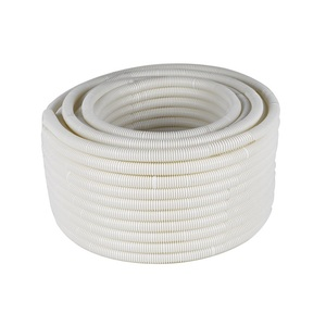PVC Corrugated Conduit UPVC Cable Wire Pipe