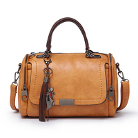 New style ladies jing pin leather bags women handbags shoulder