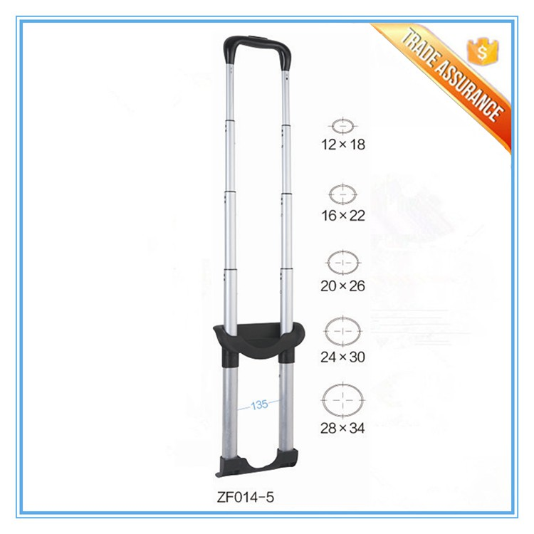 Best Price Luggage Trolley Telescopic Handle Parts - Buy Luggage ...