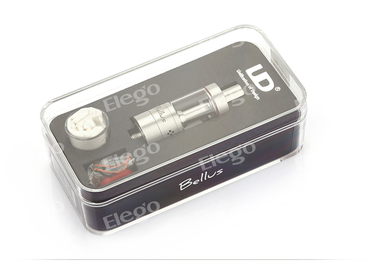 Ud New!!! 100% Authentic High Quality Bellus Rta Tank 5ml ...